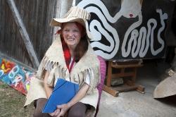 Colette Bechet Donjon Cravant